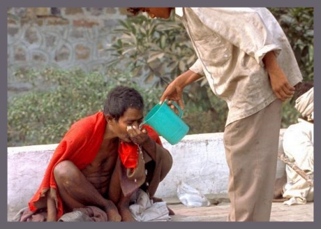 greatness Helping Others Poverty India