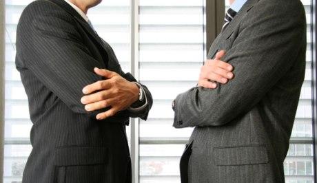 confrontation - business-people-confrontation